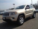 2014 Cashmere Pearl Jeep Grand Cherokee Laredo 4x4 #91285813