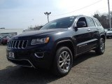 2014 Maximum Steel Metallic Jeep Grand Cherokee Limited 4x4 #91285812