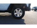 Jeep Wrangler Unlimited 2012 Wheels and Tires