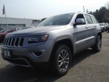 2014 Billet Silver Metallic Jeep Grand Cherokee Limited 4x4 #91285807