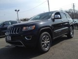 2014 Brilliant Black Crystal Pearl Jeep Grand Cherokee Limited 4x4 #91285798