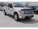 2010 Ingot Silver Metallic Ford F150 XL SuperCab #91286205