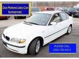 2002 Alpine White BMW 3 Series 325i Sedan #91285778