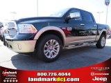 2014 Black Ram 1500 Laramie Longhorn Crew Cab 4x4 #91318933