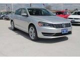 2014 Reflex Silver Metallic Volkswagen Passat TDI SE #91319284