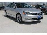 2014 Reflex Silver Metallic Volkswagen Passat TDI SEL Premium #91319279