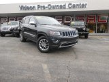2014 Maximum Steel Metallic Jeep Grand Cherokee Limited 4x4 #91319358