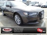 2014 Dakota Gray Metallic Audi A6 3.0 TDI quattro Sedan #91319088