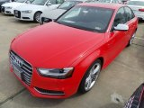 2014 Audi S4 Misano Red Pearl
