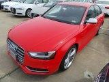 2014 Audi S4 Misano Red Pearl