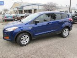 2014 Deep Impact Blue Ford Escape S #91318798