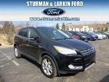 2014 Tuxedo Black Ford Escape Titanium 2.0L EcoBoost 4WD #91318868
