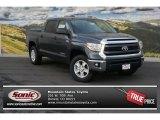 2014 Magnetic Gray Metallic Toyota Tundra SR5 Crewmax 4x4 #91318720