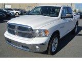 2014 Bright White Ram 1500 Big Horn Crew Cab #91319245