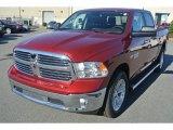 2014 Deep Cherry Red Crystal Pearl Ram 1500 SLT Crew Cab 4x4 #91319244