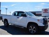 2014 Super White Toyota Tundra SR Double Cab #91318971