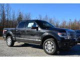 2014 Tuxedo Black Ford F150 Platinum SuperCrew 4x4 #91318964