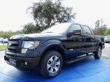 2014 Tuxedo Black Ford F150 FX2 SuperCrew #91362900