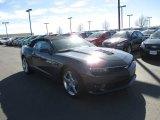 2014 Ashen Gray Metallic Chevrolet Camaro SS/RS Convertible #91363176
