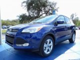 2014 Deep Impact Blue Ford Escape SE 1.6L EcoBoost #91362896