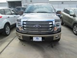2014 Kodiak Brown Ford F150 Lariat SuperCrew #91362792
