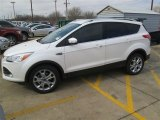 2014 White Platinum Ford Escape Titanium 1.6L EcoBoost #91362791
