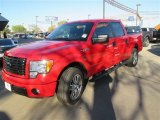 2014 Race Red Ford F150 STX SuperCrew #91362789