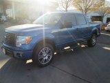 2014 Blue Flame Ford F150 STX SuperCrew #91362784