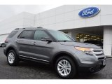 2014 Sterling Gray Ford Explorer XLT #91362961