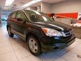 2011 Crystal Black Pearl Honda CR-V LX 4WD #91363340