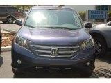 2014 Twilight Blue Metallic Honda CR-V EX #91362765