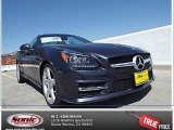 2014 Steel Grey Metallic Mercedes-Benz SLK 250 Roadster #91362945