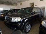 2014 Crystal Black Pearl Honda Pilot EX 4WD #91362861