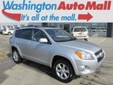 2011 Classic Silver Metallic Toyota RAV4 V6 Limited 4WD #91362933