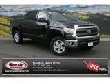 2014 Black Toyota Tundra SR5 Crewmax 4x4 #91362668