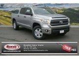 2014 Silver Sky Metallic Toyota Tundra SR5 Crewmax 4x4 #91362667