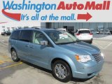 2010 Clearwater Blue Pearl Chrysler Town & Country Limited #91362932