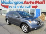 2011 Polished Metal Metallic Honda CR-V EX-L 4WD #91362919