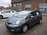 2013 Polished Metal Metallic Honda Fit  #91362835