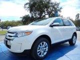 2014 White Platinum Ford Edge Limited #91362909