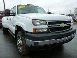 2007 Chevrolet Silverado 3500HD Classic LT Crew Cab 4x4 Dually Data, Info and Specs
