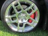 Dodge Viper 2008 Wheels and Tires