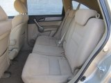 2009 Honda CR-V EX 4WD Rear Seat
