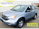 2011 Glacier Blue Metallic Honda CR-V LX 4WD #91407951