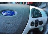 2011 Ford Explorer XLT Controls