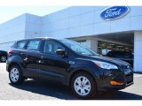 2014 Tuxedo Black Ford Escape S #91408016