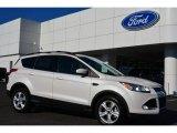 2014 White Platinum Ford Escape SE 1.6L EcoBoost #91408015