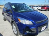 2014 Deep Impact Blue Ford Escape SE 1.6L EcoBoost #91407926