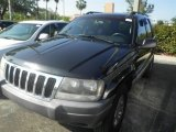 2002 Black Jeep Grand Cherokee Laredo #91408074