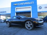 2014 Black Chevrolet Camaro LT/RS Coupe #91408135